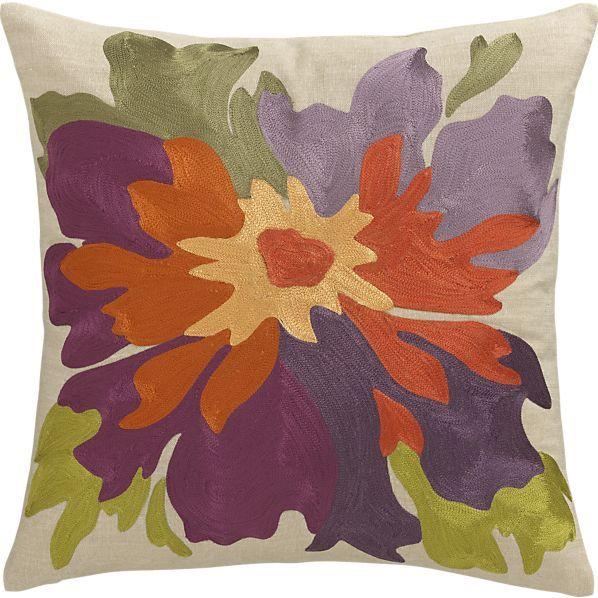 SALE Outdoor Pillows Orange Pillows