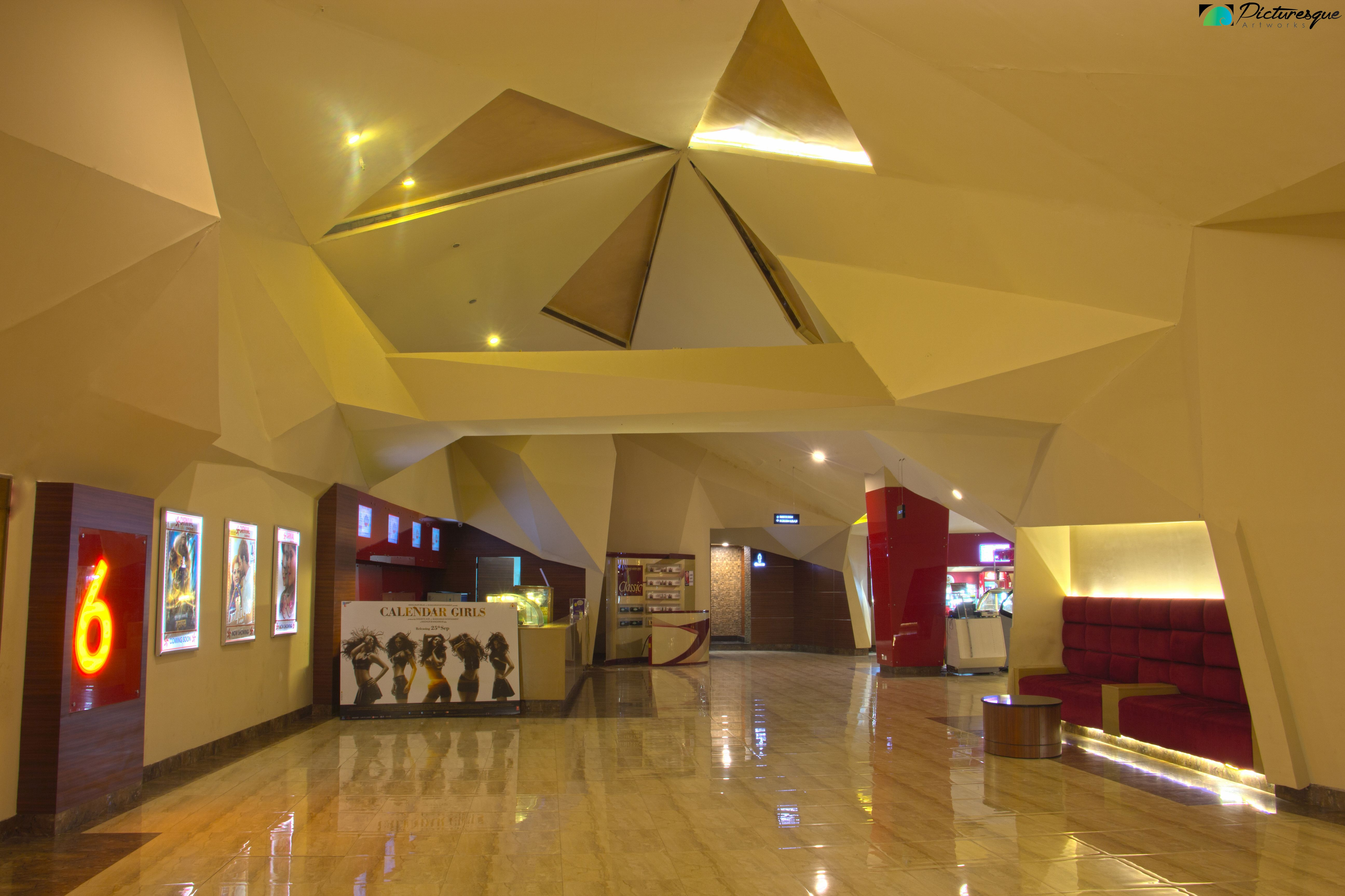 Amadi Panorama Hotel Entrance View Interior Photography Carnival Cinemas Bhandup
