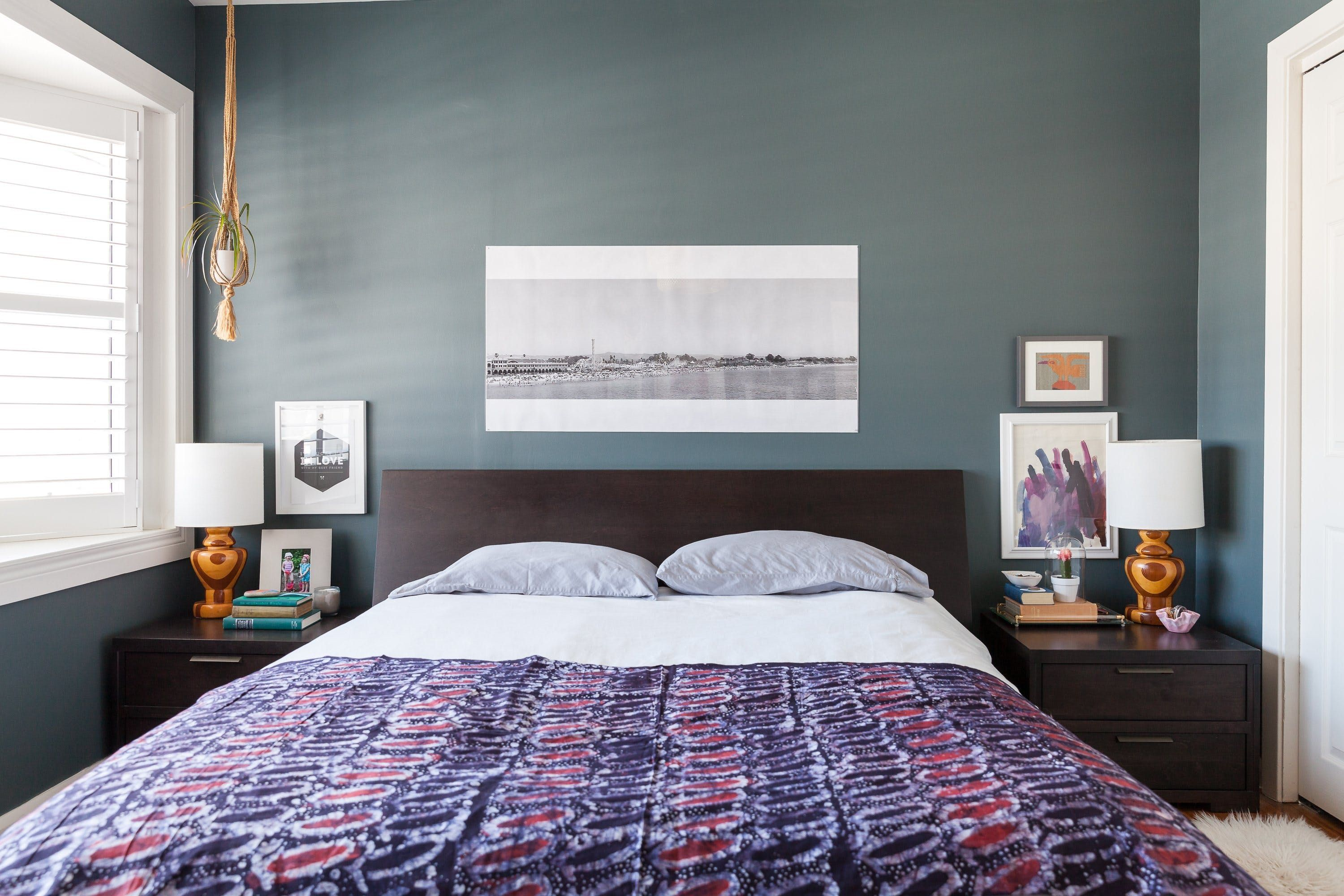 How to NAIL the Perfect Placement When Hanging Art Above