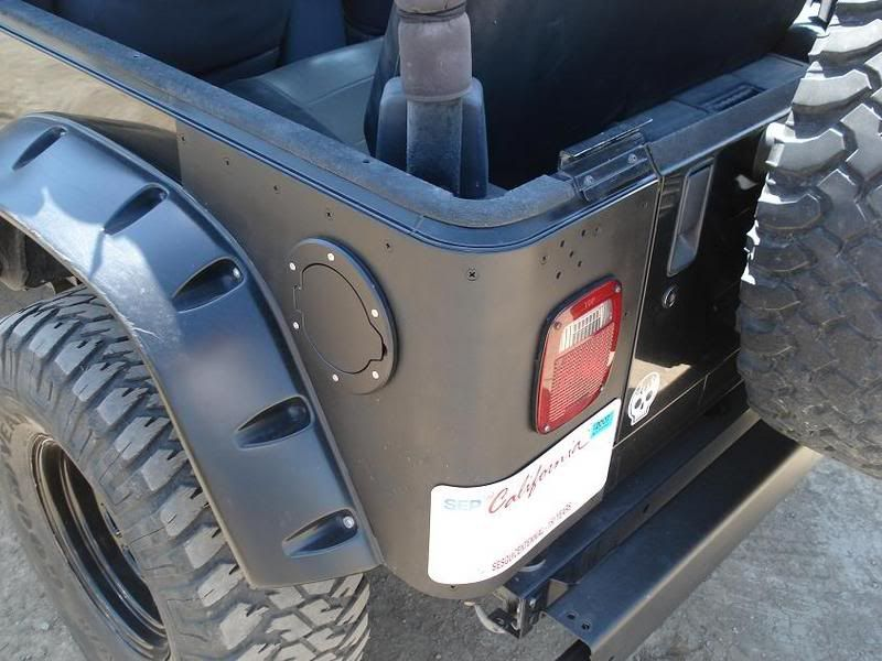 Flush Mount Stock Jeep Jeep Wrangler Jeep Tail Light