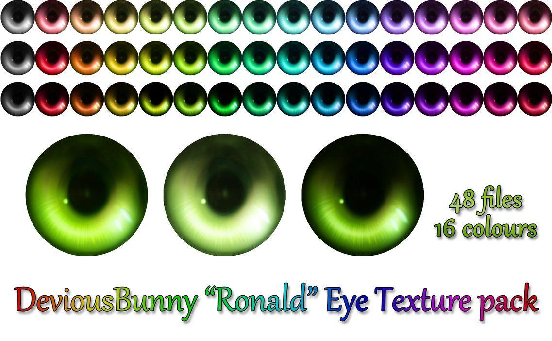 DOWNLOAD: Eye Tex Style 1 by SkinnyMandria