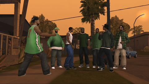 Grand Theft Auto Gta San Andreas Pc Steam Klucz 7205899805 Oficjalne Archiwum Allegro San Andreas Game San Andreas San Andreas Gta