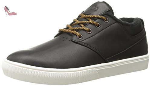 Etnies Fader, Chaussures de Skateboard homme, Noir (Black Dirty Wash 013), 39 EU (6 UK)