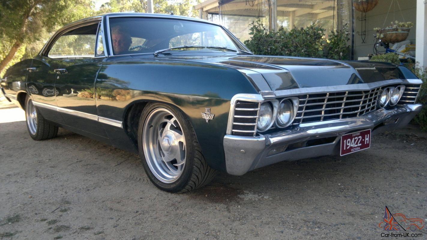 ebay694808.jpg (1423×800) | [Vehicle] - Car_Impala Chevy 67 | Pinterest