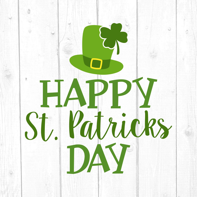 Happy St Patricks Day Svg St Patricks Day Happy St Patricks Etsy St Patricks Day Clipart Happy St Patricks Day St Patricks Day Svg