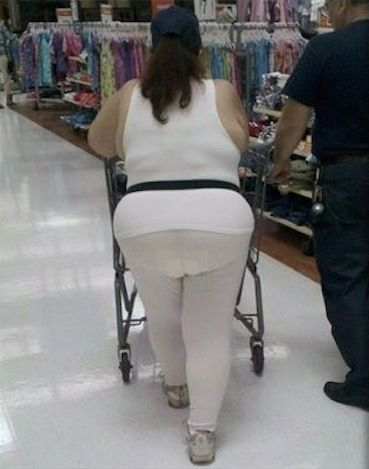 White Leggings Walmart