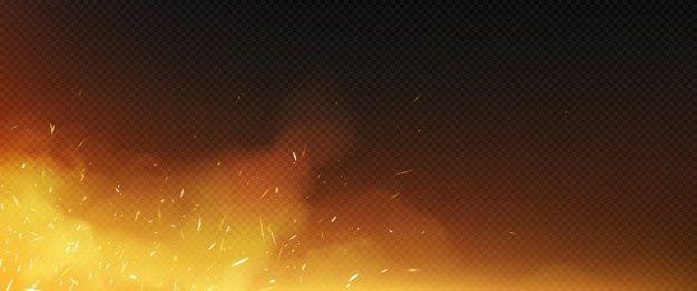 Baixe O Fogo Acende Com Fumaca E Voa Particulas Gratuitamente In 2021 Relax Vector Vector Free Light Background Images