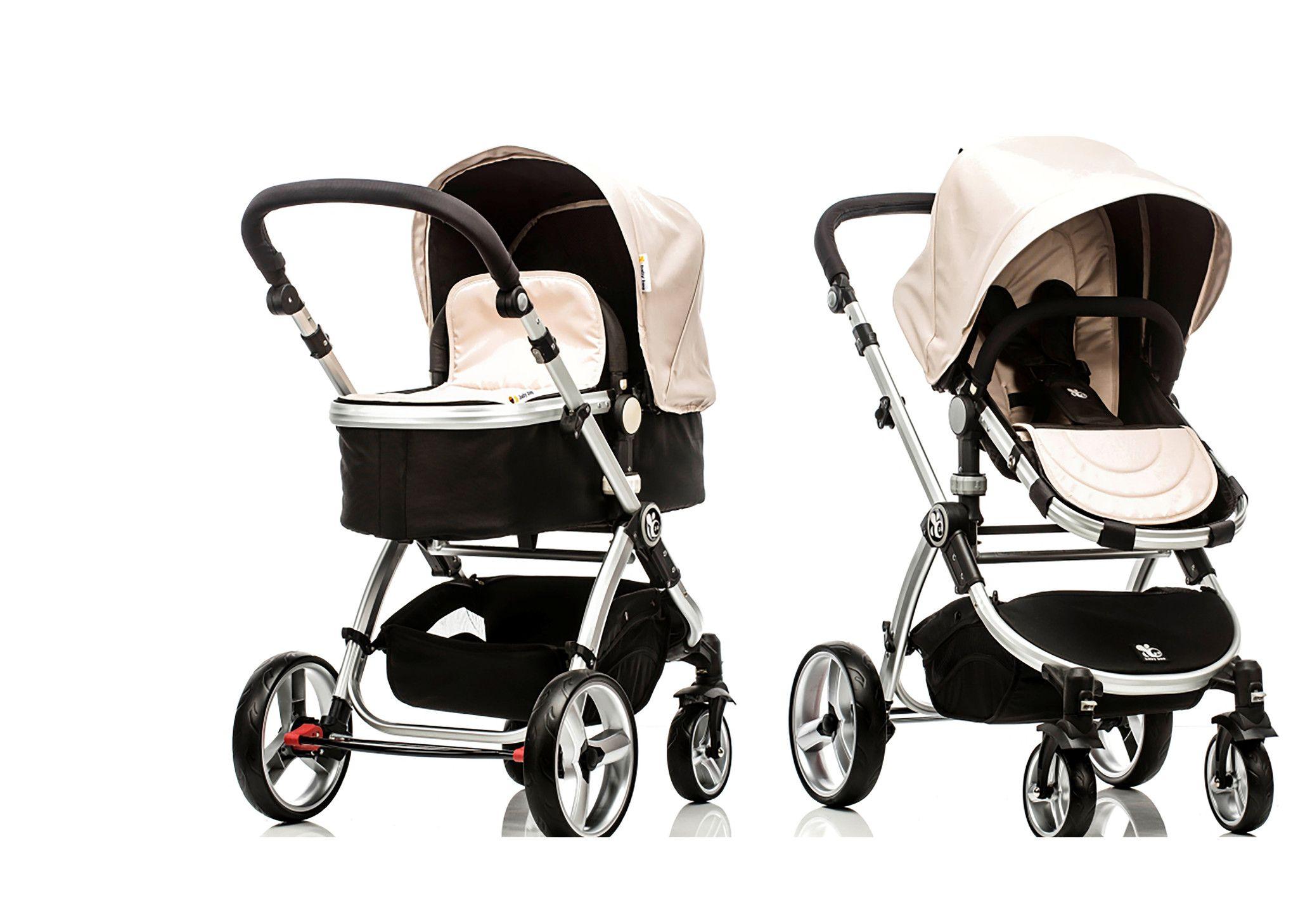 Baby Prams & Strollers | 2 in 1 Bassinet & Stroller Se