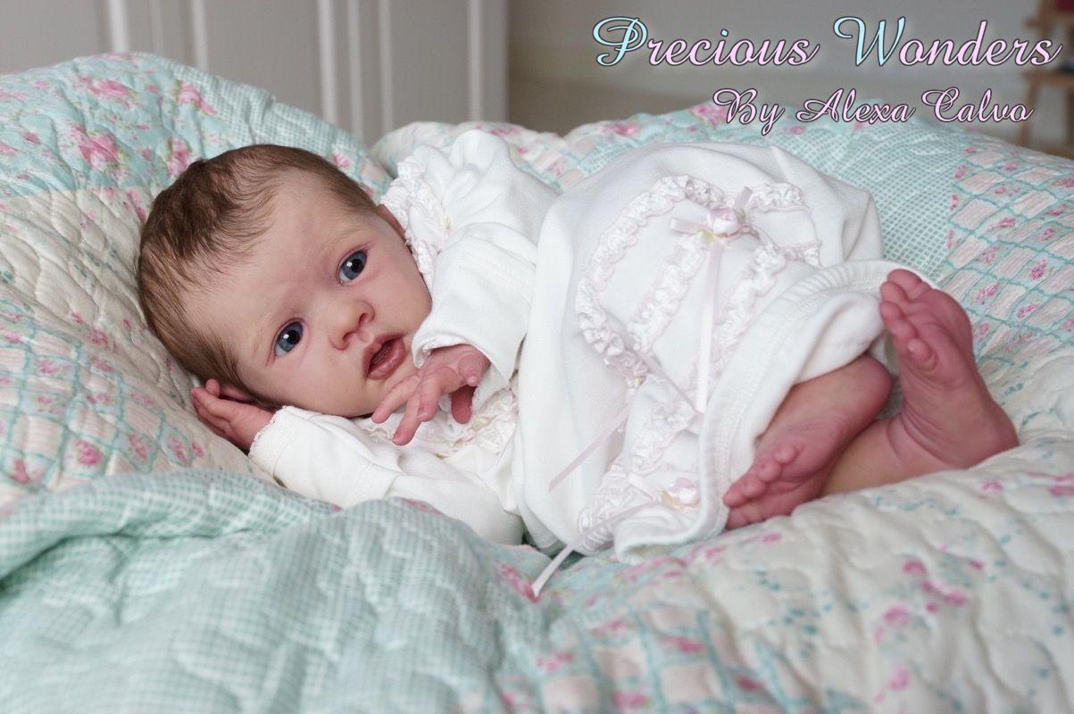 Precious Wonders Nursery By Alexandra Calvo Cabet Reborn Baby
