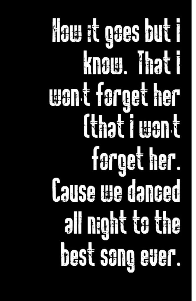 Lyric good song lyrics for photo captions : One Direction - Best Song Ever | Song Lyrics I Love | Pinterest ...