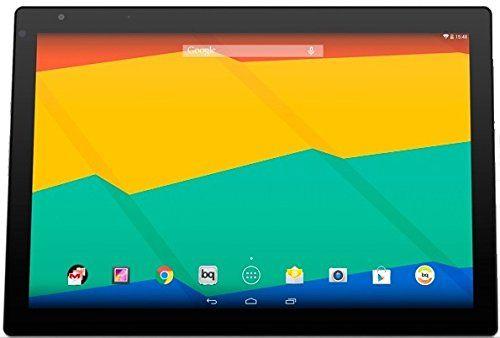 "BQ Aquaris E10 - Tablet de 10.1"" (1,7 GHz, Mediatek, ARM Cortex-A7, 2 GB de RAM, 16 GB, Android 4.4 KitKat), blanco BQ http://www.amazon.es/dp/B00Q2TC6NM/ref=cm_sw_r_pi_dp_3Ybxvb0TE2GHW"