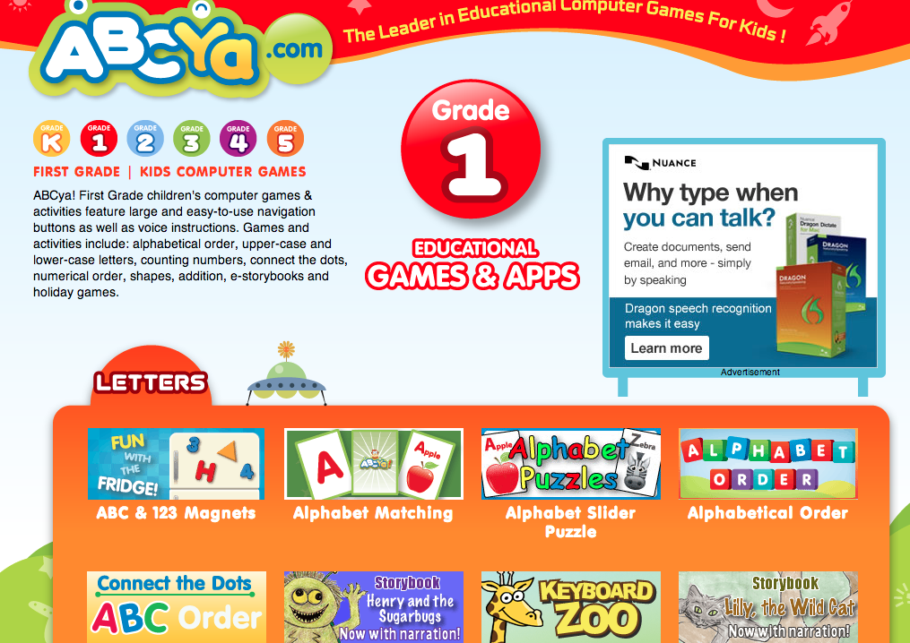 Reading & Math Games, Money & More http//www