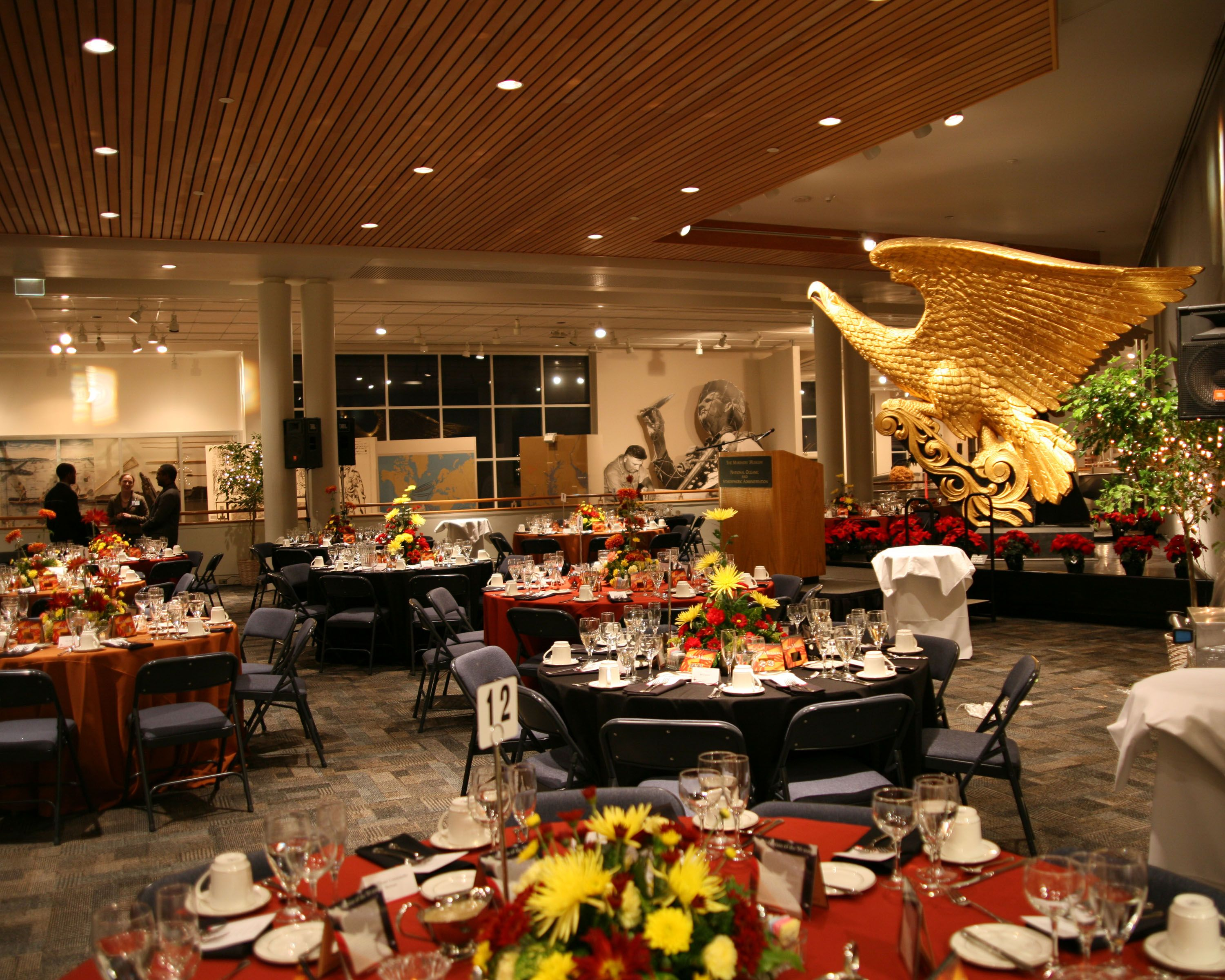 The Mariners' Museum - America's National Maritime Museum - photo courtesy of The Mariners' Museum http://www.marinersmuseum.org/event-rentals/wedding-ceremonies-and-receptions