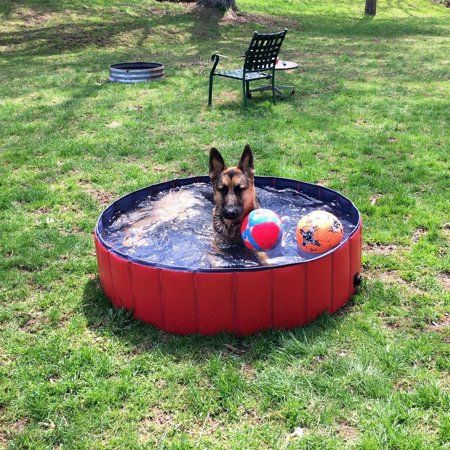 Foldable Portable Collapsible Large Dog Pet Bathing Swimming