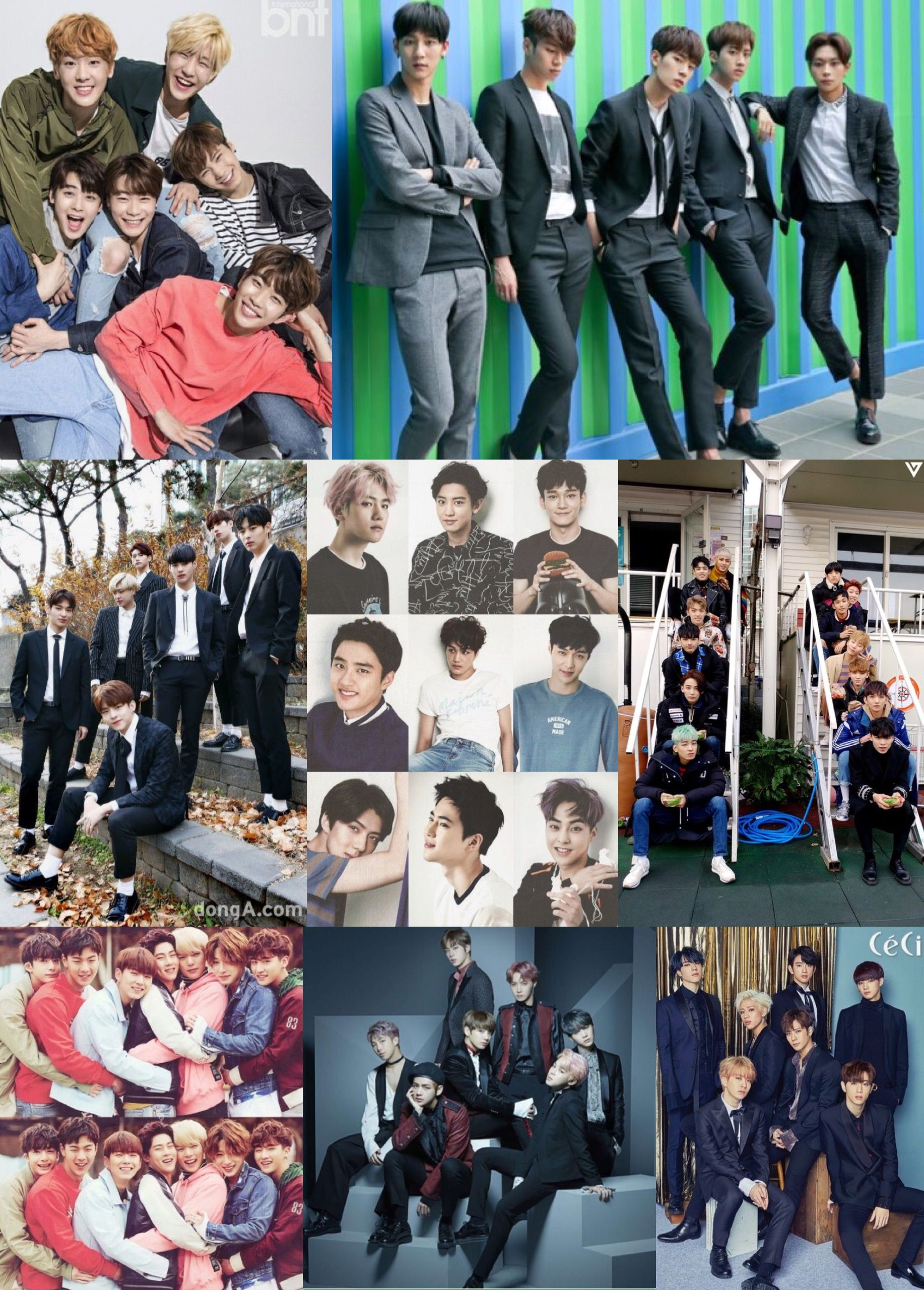 100 Wallpaper Bts Got7 HD Terbaik