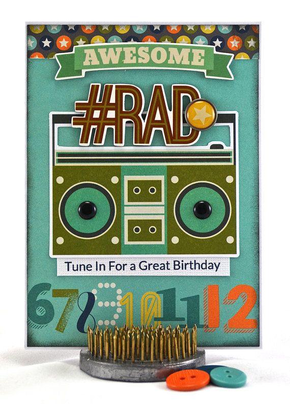Boy Birthday Card Birthday Wishes To A Boy Music Birthday Party