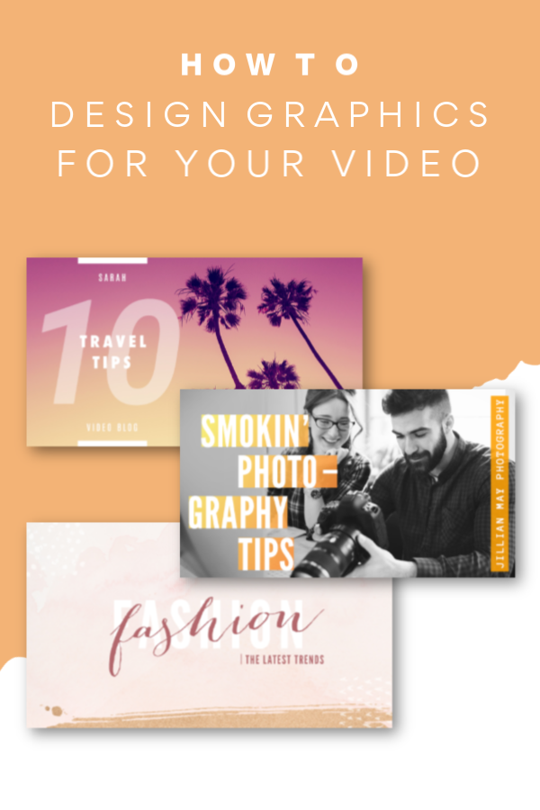 Design Video Graphics To Boost Youtube Views Graphic Design