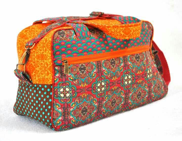 0f47320e3 Bolsa viagem | Bolsas | Bolsas de mão, Bolsas 및 Projetos pequenos ...
