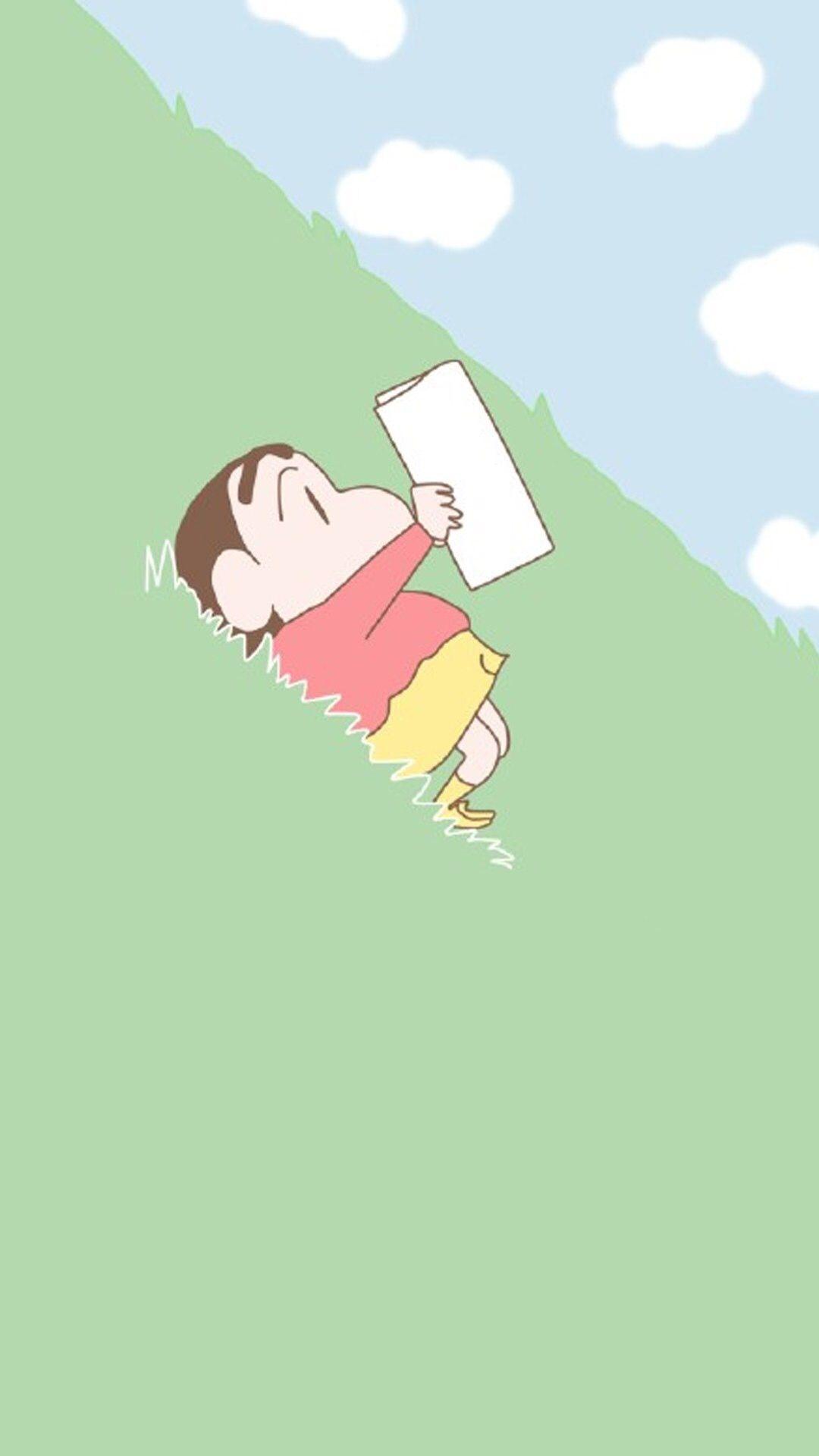 壁紙 可愛い クレヨン しんちゃん