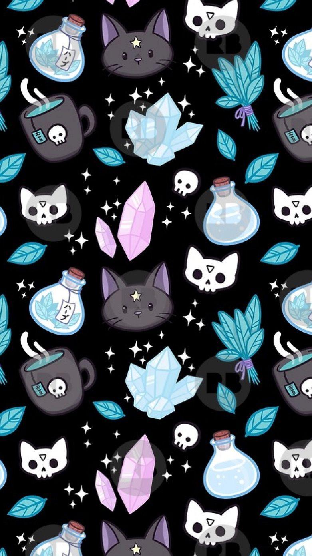 Most Beautiful Anime Wallpaper Iphone Pattern Print Anime Wallpaper Iphone Goth Wallpaper Gothic Wallpaper