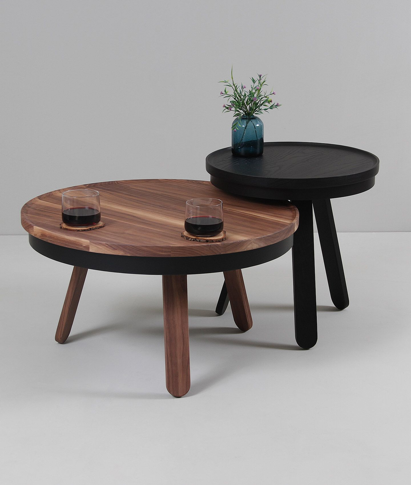 Medium Batea Table Storage Side Table Furniture Woodendot Coffee Table Small Tray Table Coffee Table With Storage [ 1700 x 1440 Pixel ]