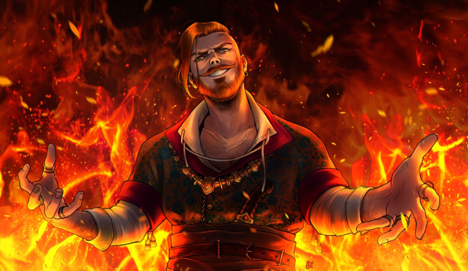 Olgierd Von Everec By Irina Metsu Thewitcher3 Ps4 Wildhunt Ps4share Games Gaming Thewitcher Thewitcher3w In 2020 The Witcher The Witcher Books The Witcher Game
