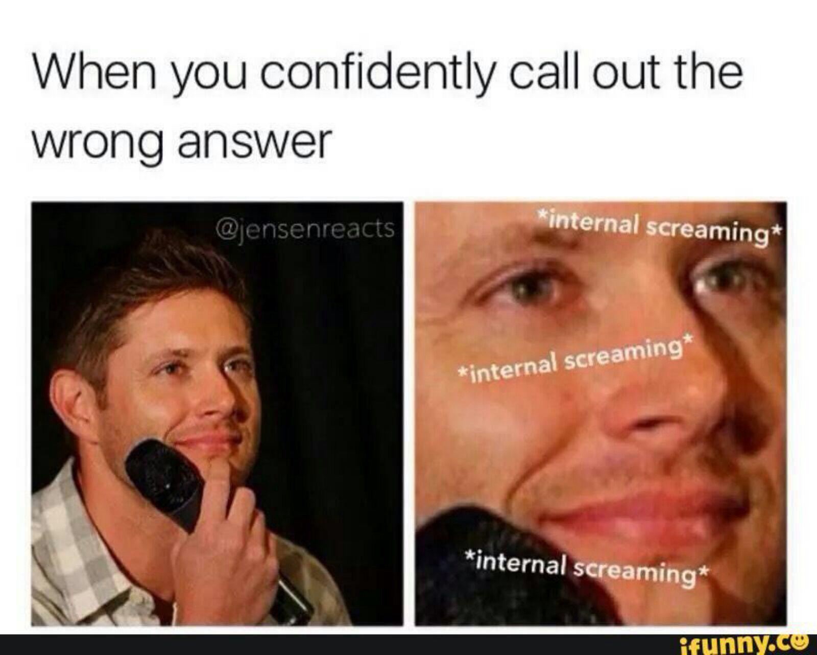 supernatural funny meme
