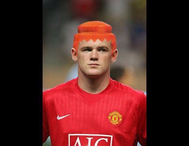 Waynes Frisur So Konnte Rooney Bald Aussehen Tim Wiese Frisuren Playmobil