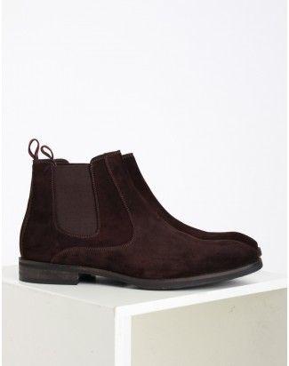 Paolo Vandini Chocolate Pulford Boots