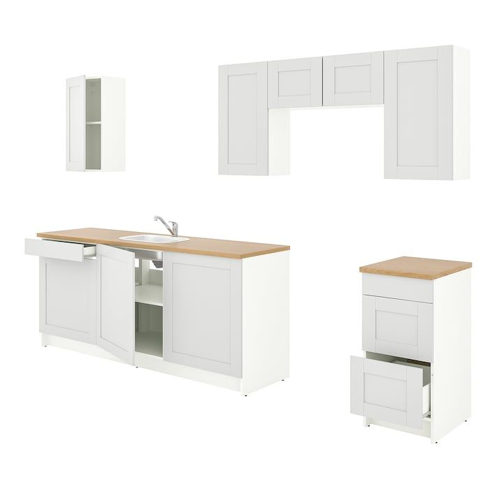 Best Knoxhult Kitchen Gray Ikea В 2020 Г Кухня Ikea Кухня 400 x 300