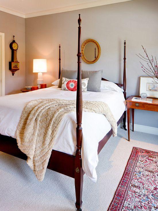 Bedrooms Furnitures Designs Best Bed Designs Ideas: Rice Carved Poster Bed Design, Pictures, Remodel, Decor