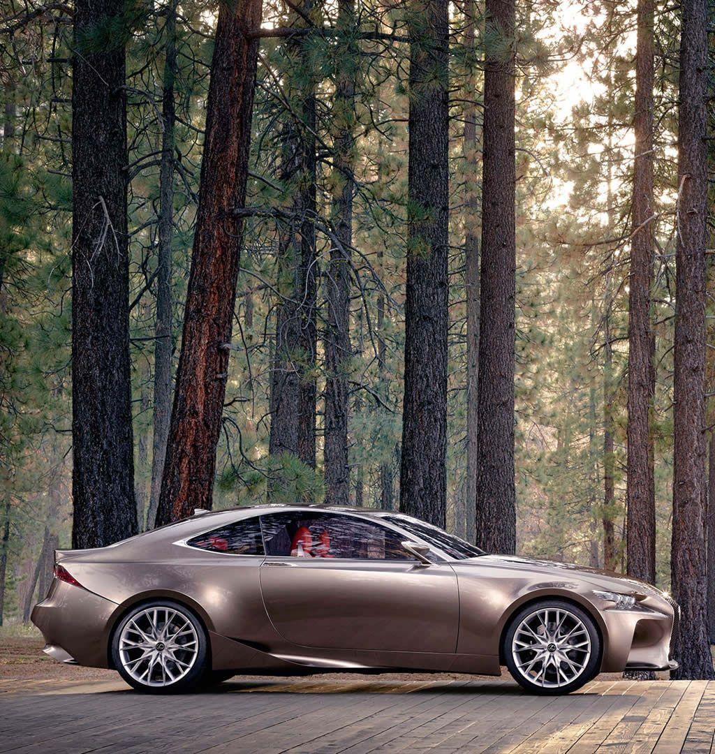 THE ONE | BEYOND BY LEXUS Magazine | Lexus International