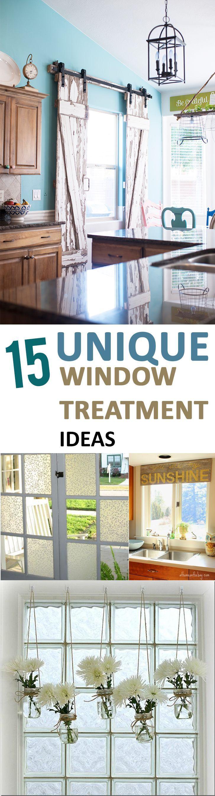 Home decor window   unique window treatment ideas  window unique window treatments
