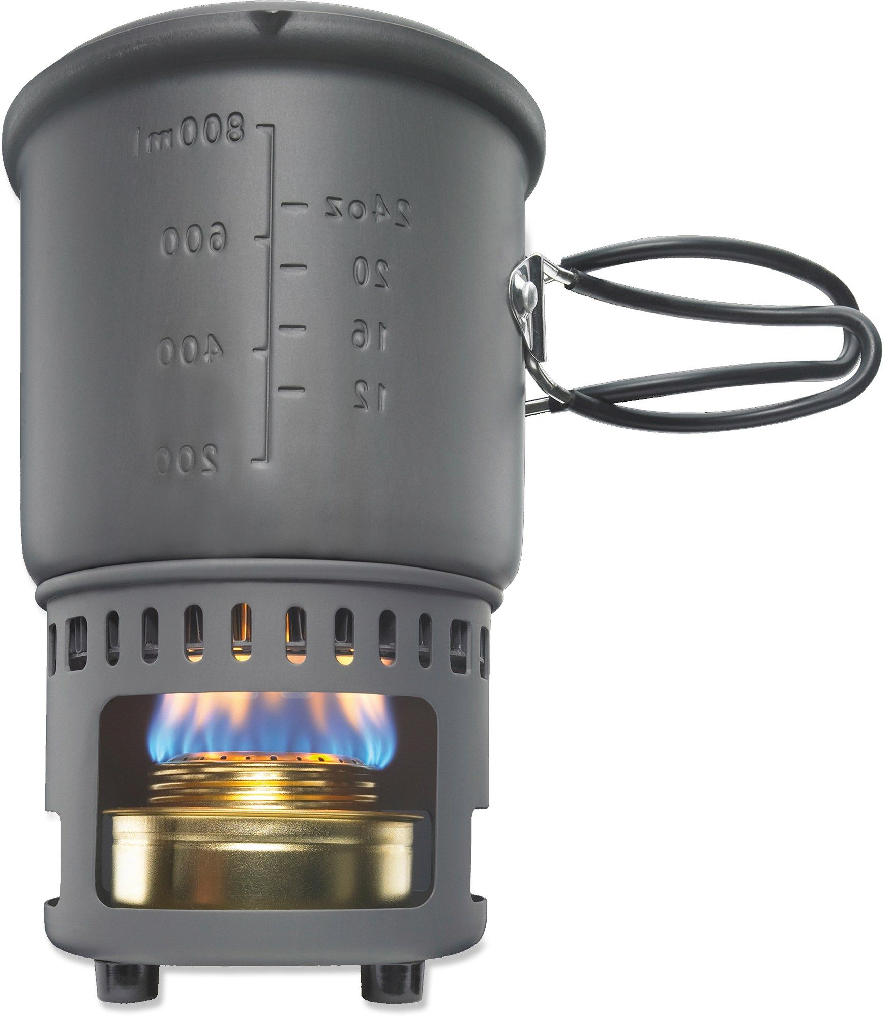 Esbit CS985H-EX Alcohol Stove Cookset - 2014 Overstock