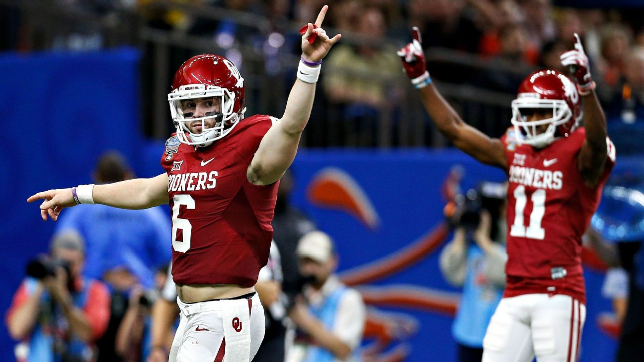 Baker Mayfield, Oklahoma cruise after Auburn loses