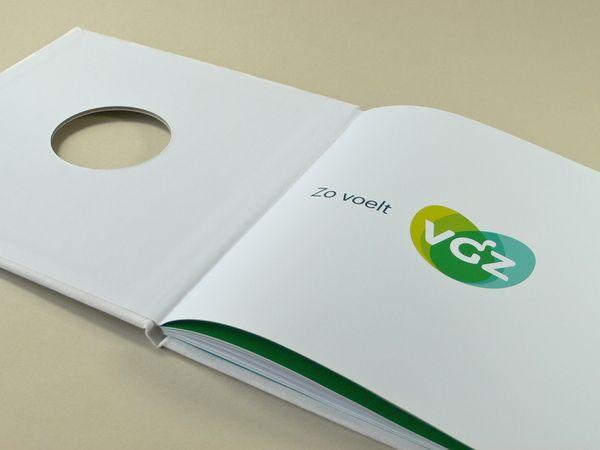 Vgz Brand Book On Behance