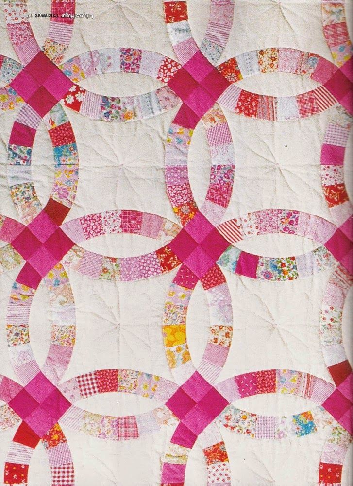Como hacer colcha en patchwork Revistas de manualidades Gratis