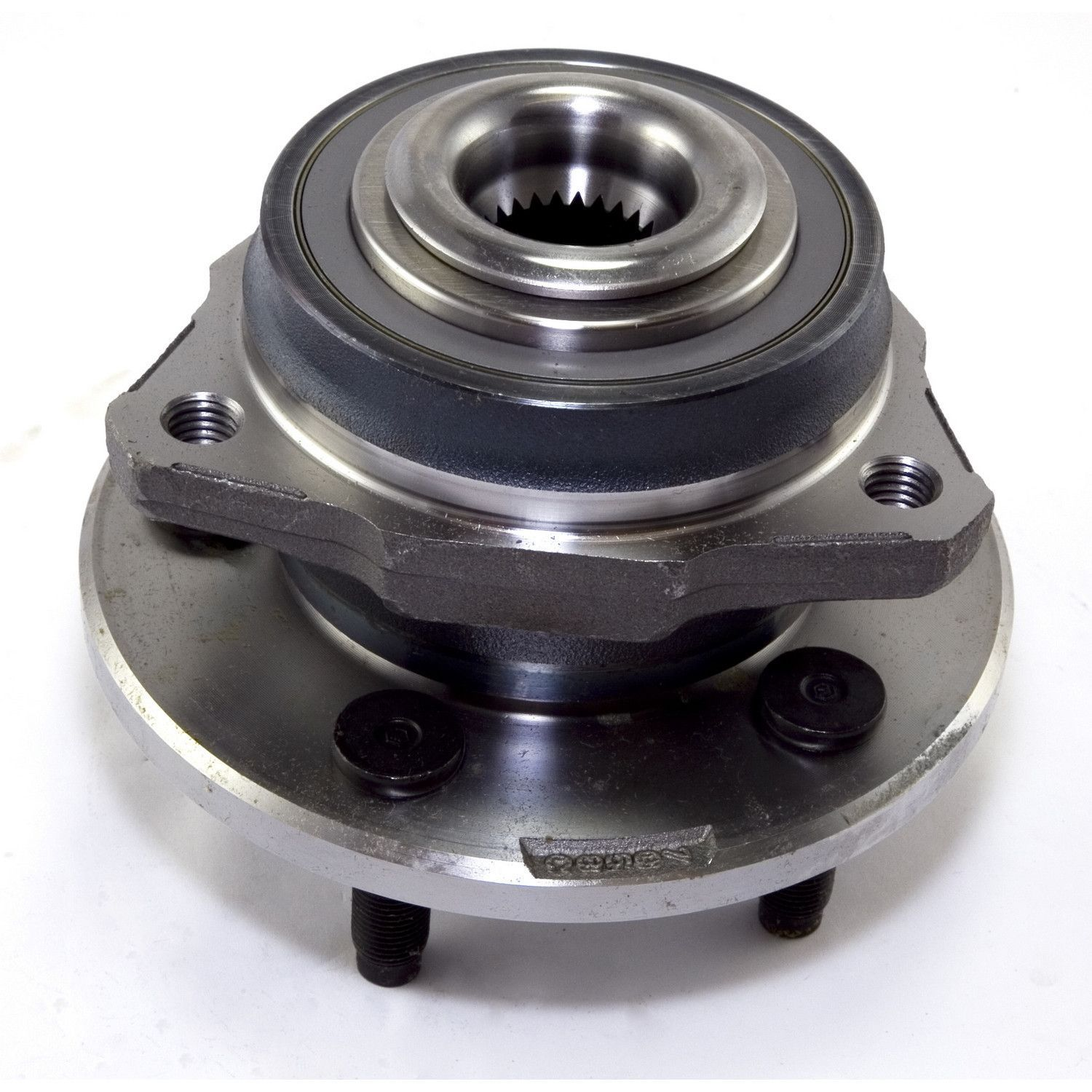 Front Axle Hub Assembly, without ABS; 02-05 Jeep Liberty KJ