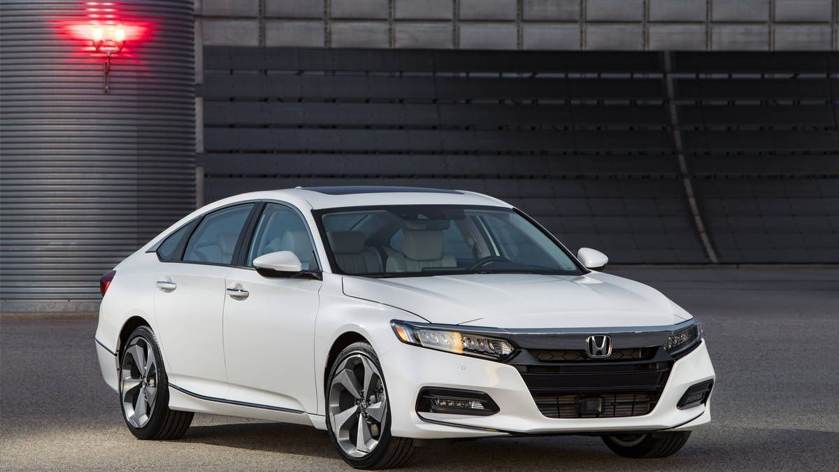 The 2019 Honda Accord Sedan Spesification Car Price 2019