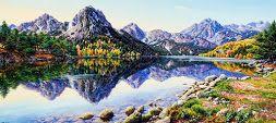 imagenes pinturas paisajes hiperrealistas