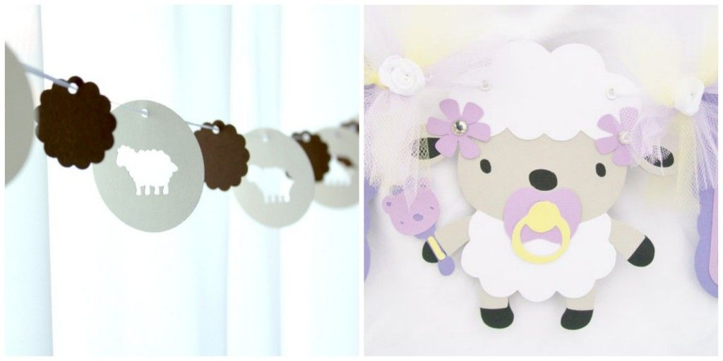 Baby Shower Invitations and Ideas to Celebrate a Sheepish Baby ...