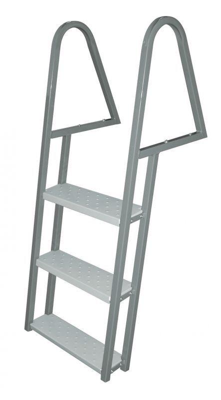 Best Jif Marine 3 Step Tie Down Dock Ladder Galvanized 400 x 300