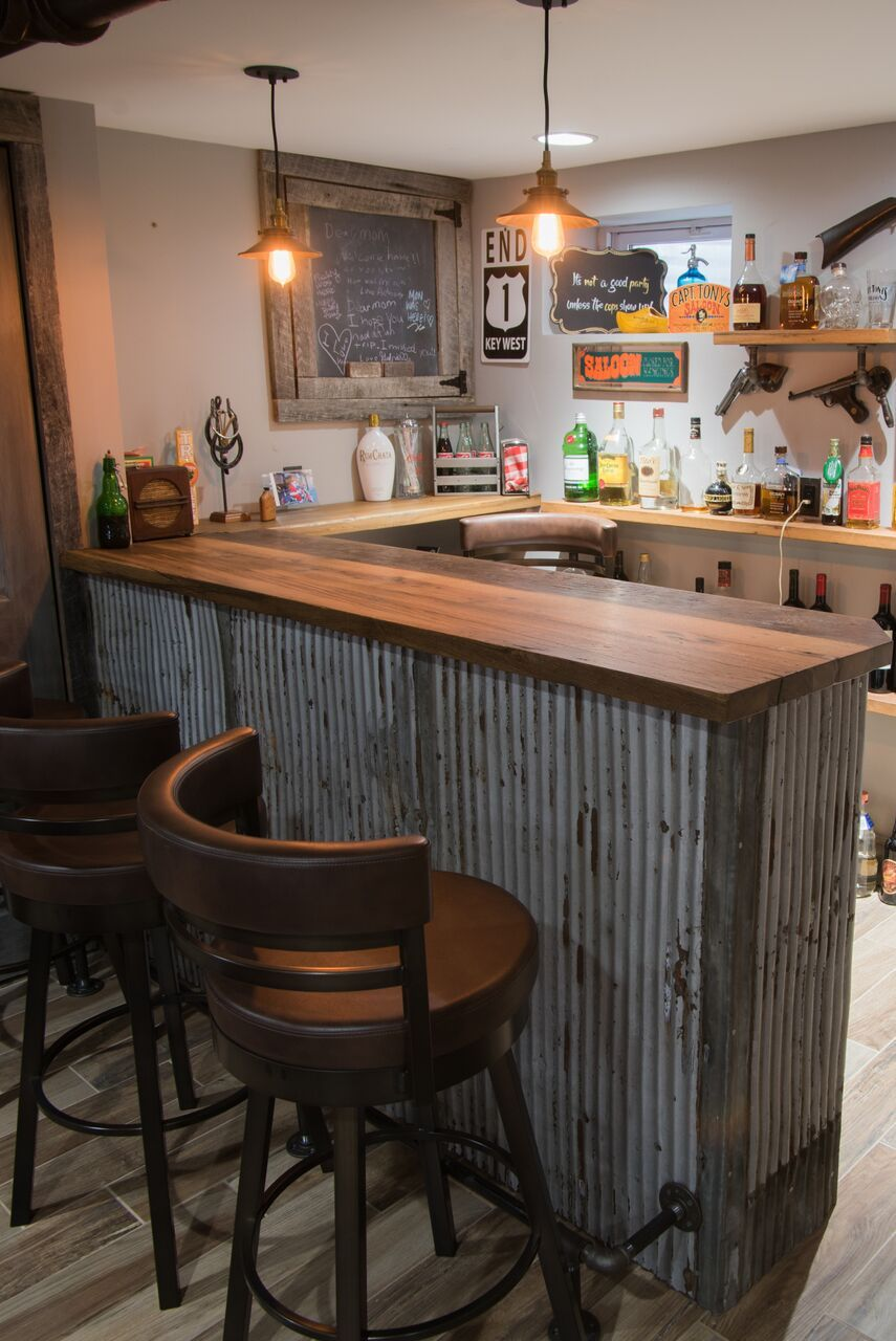 Live Edge Domestic Slabs Real Antique Wood Home Bar Rooms Reclaimed Wood Bars Basement Bar Designs