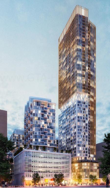Artists Alley In Pre Construction By Lanterra Developments Skyscraper Architecture Condo Building