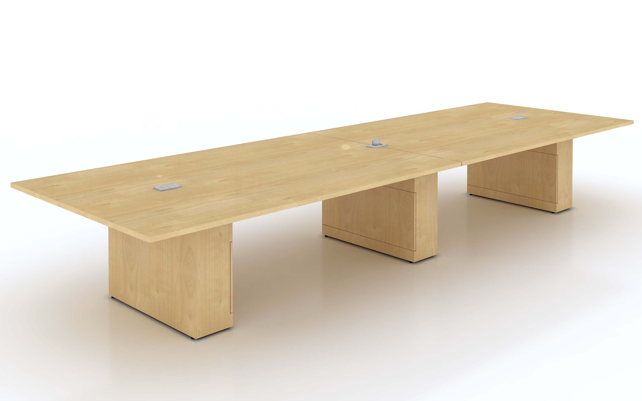 Enwork Foundation Panel Base Conference Table Conference Table