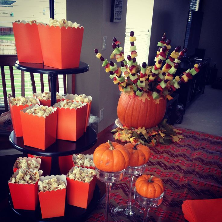 fall baby shower ideas | fall-shower2 | Projects to Try ...
