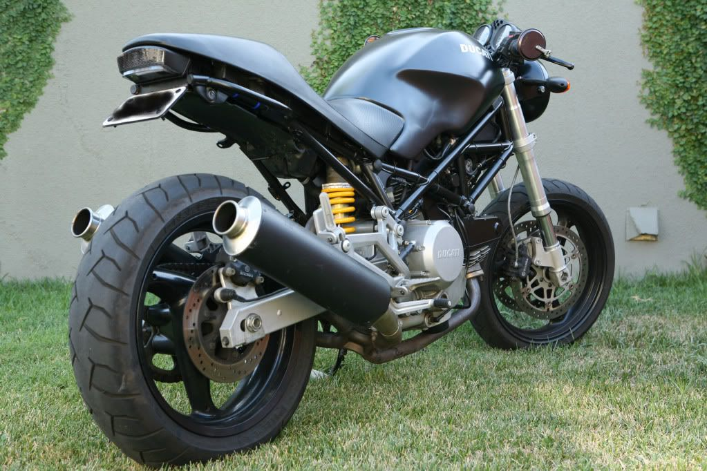Ducati Monster Dark For Sale