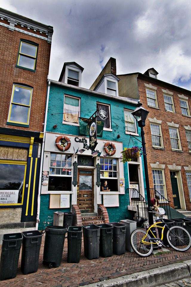Fells Point - Baltimore - Maryland - USA in 2019   Fells ...