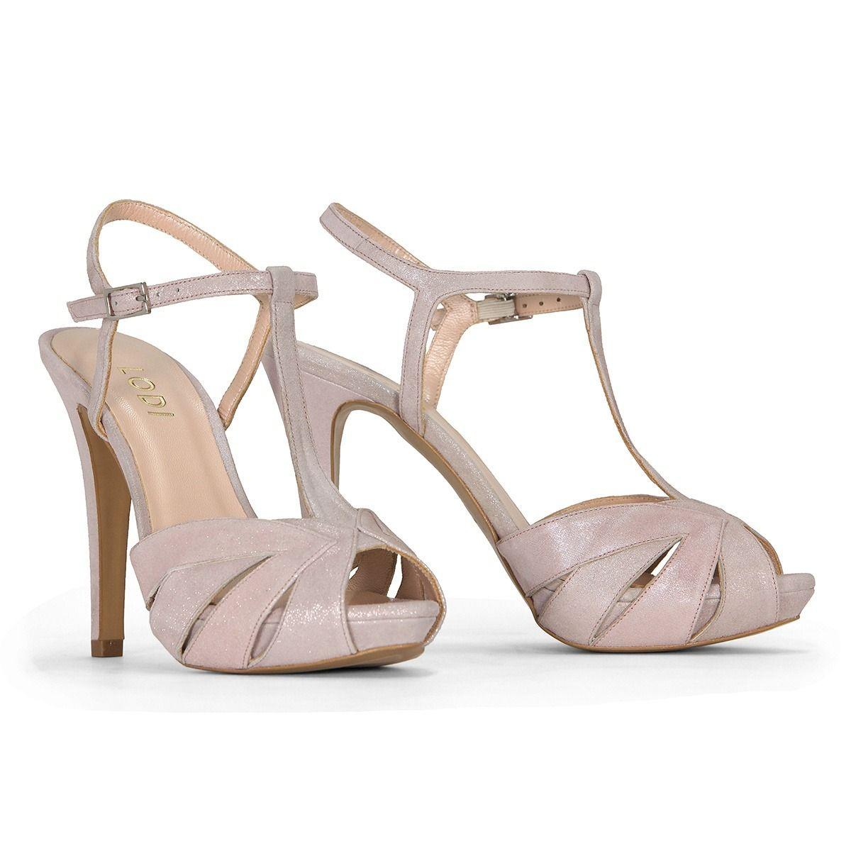 71c15cb403b Sandalia Abril Novia LODI perfil Zapatos Rosados, Sandalias, Imagenes De  Bodas, Zapatos De
