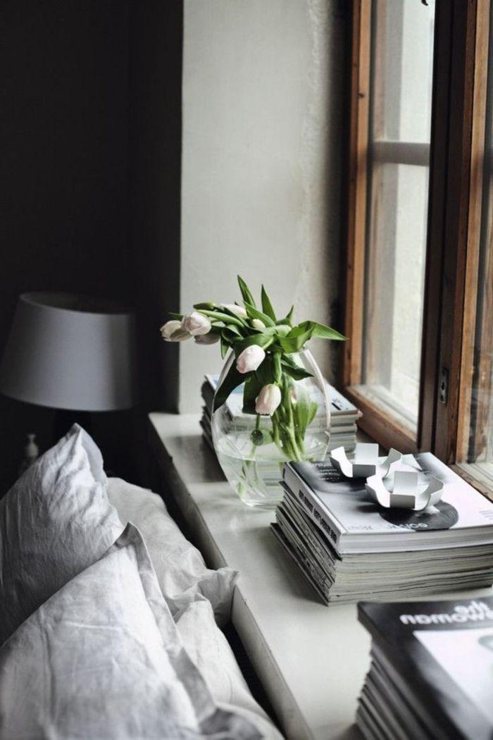 Fensterbank Dekoration 57 Ideen, wie Sie das Potenzial